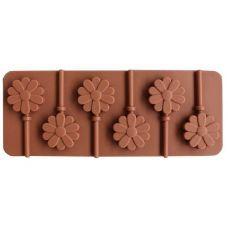 "Форма для леденцов и шоколада ""Цветок"""