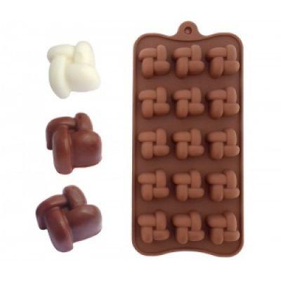 """Форма для шоколада """"Вертушка"""""""