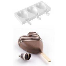 Форма для мороженого Сердце
