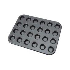 Форма для выпечки 24 мини-кексов, d=4 см.