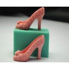 "Молд для мастики и шоколада ""Туфелька 3D"""