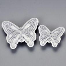 "Набор вырубок - штампов ""Бабочки"""