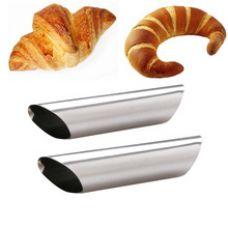 Набор форм для выпечки круассанов и трубочек, 3 шт.