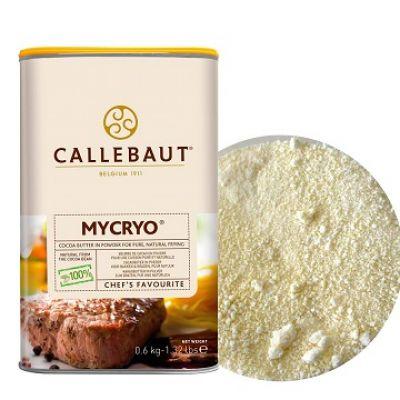 Какао-масло «Микрио» (Mycryo) Callebaut, 600 г