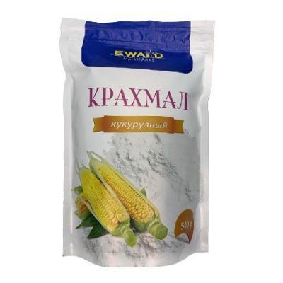 Кукурузный крахмал Ewald, 500 гр.
