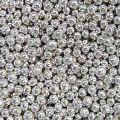 Посыпка Шарики серебряные, 5 мм