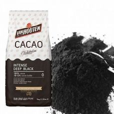 Какао-порошок черный Intense Deep Black, 100 г
