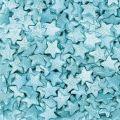 Посыпка перламутровая Звезды голубые, 75 г