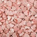 Посыпка перламутровая Розовые сердечки, 75 гр.