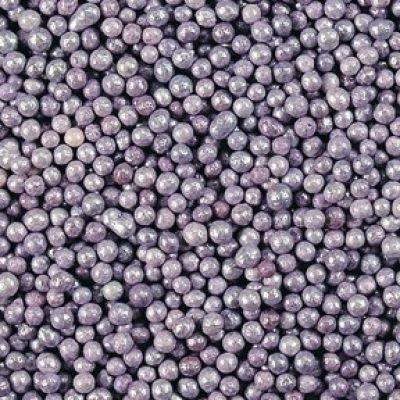 Посыпка Шарики лиловые перламутровые (50 гр.)