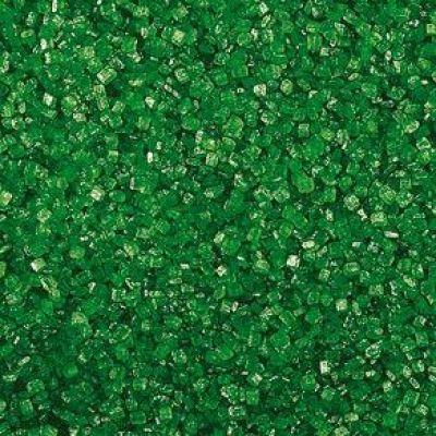 Декоративный сахар Зеленый, 75 гр.