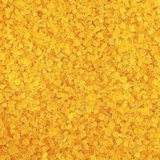Декоративный сахар Желтый, 1 кг.
