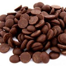 Молочный бельгийский шоколад Callebaut в галетах