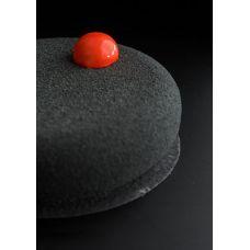 Шоколадный декор-аэрозоль ДОЛЬЧЕ ВЕЛЮТО черный, 150 гр.