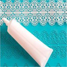 Мастика сахарная ванильная Кружево (белое)