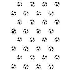 "Бумага для переноса рисунка на безе ""Футбол"""