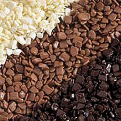 Посыпка шоколадная Крошка Молочная, 50 гр.