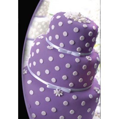 Мастика сахарная фиолетовая, 100 г