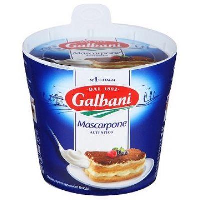 Сыр Маскарпоне GALBANI 80%, 500 гр.