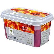 Фруктовое пюре замороженное Ravifruit Красный апельсин, 1 кг.