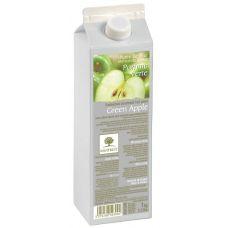 Фруктовое пюре пастеризованное Ravifruit Зеленое яблоко, 1 кг.
