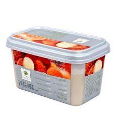 Фруктовое пюре замороженное Ravifruit Личи, 1 кг.