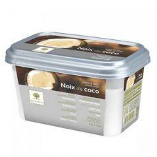 Фруктовое пюре замороженное Ravifruit Кокос, 1 кг