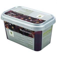 Фруктовое пюре замороженное Ravifruit Черная смородина, 1 кг.