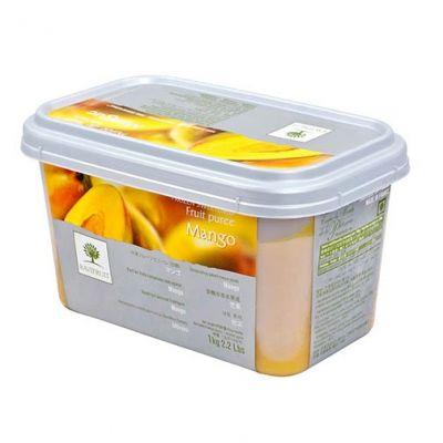 Фруктовое пюре замороженное Ravifruit Манго, 1 кг.