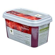 Фруктовое пюре замороженное Ravifruit Малина, 1 кг.