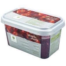 Фруктовое пюре замороженное Ravifruit Вишня, 1 кг.