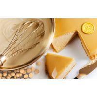 Белый бельгийский шоколад Callebaut Gold со вкусом карамели в галетах
