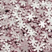 Посыпка перламутровая Сиреневые снежинки, 750 гр.