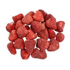 Клубника сублимированная (целые ягоды), 30 гр.