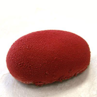 Шоколадный декор-аэрозоль ДОЛЬЧЕ ВЕЛЮТО вишневый