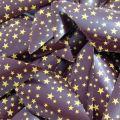 Трафарет для шоколада Звезда, 1 лист