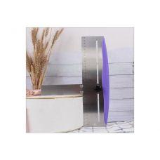 Шпатель-скребок регулируемый сборный металлический