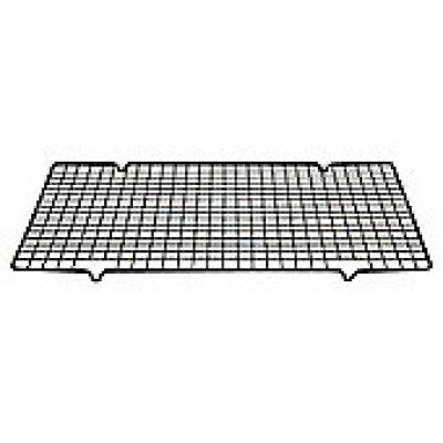 Решетка для глазирования и остывания кондитерских изделий 40*25 см.