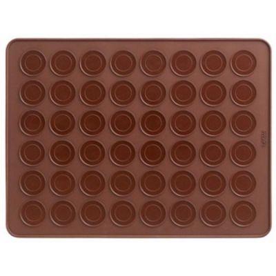 Силиконовый коврик для макарон/macaron на 48 шт.