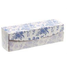 """Коробка для макаронс """"С любовью"""", 18*5,5*5,5 см."""