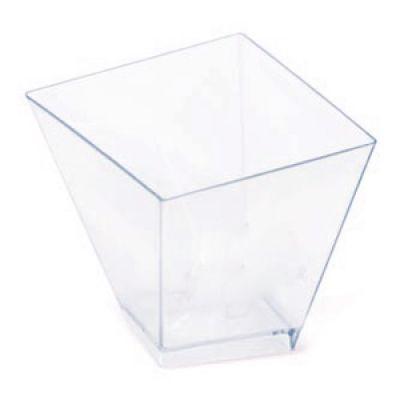 Креманка Бижу квадрат кристалл 60 мл., 1 шт.