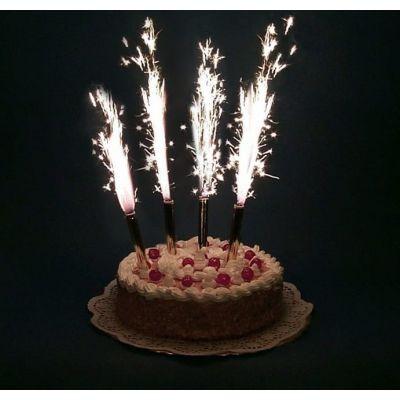"""Свечи для торта """"Фонтаны"""", 4 шт."""