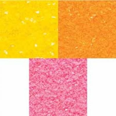 Вилтон/Wilton Набор кондитерских блёстков (Розовый, Жёлтый, Оранжевый)