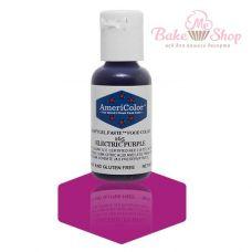 Гелевый Краситель AmeriColor Electric Purple #165 (пурпурный электрик)