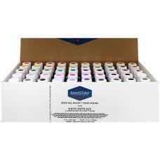 Набор гелевых красителей AmeriColor Nifty fifty kit, 50 цветов