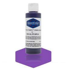 Гелевый Краситель AmeriColor Regal Purple #230 (пурпурный), 128 г