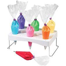 Подставка для кондитерских мешков и сушки украшений
