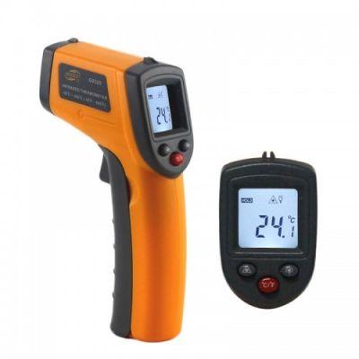 Пирометр инфракрасный (бесконтактный термометр)