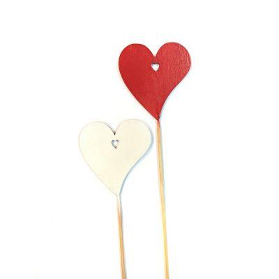 Топпер для торта Сердце с сердечком