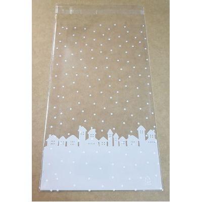 Пакетик для сладостей Снегопад, 10 шт.